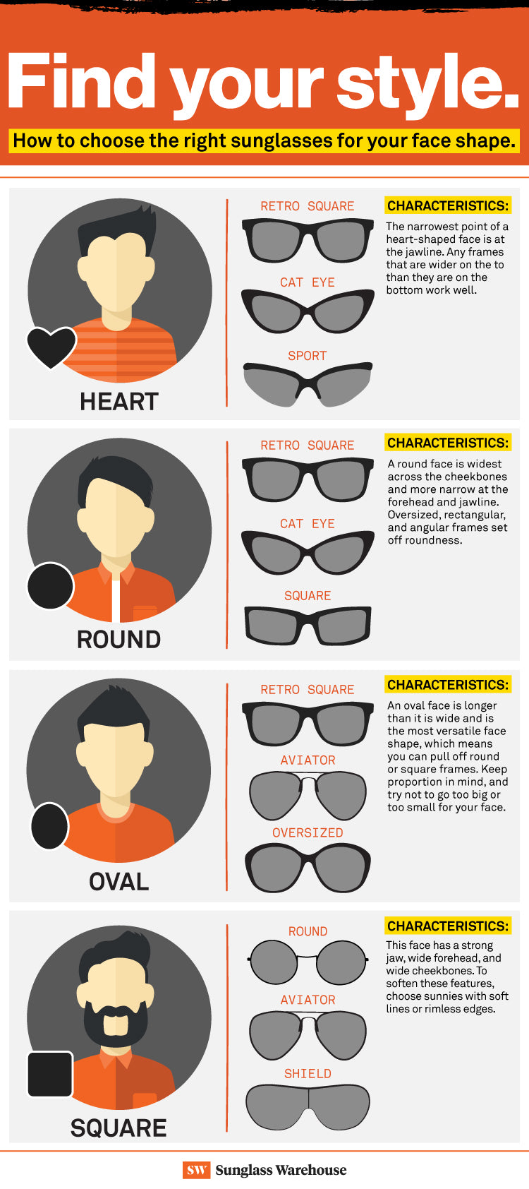 men's sunglasses looks