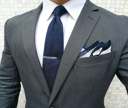 Business dressing style for men