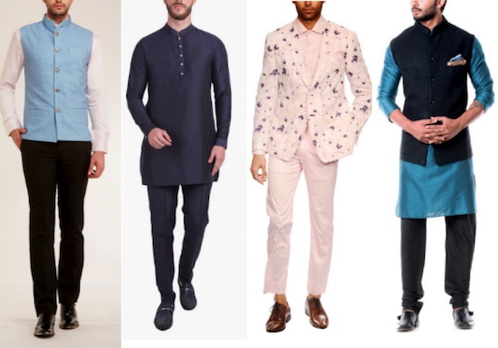 Ethnic dressing style for men