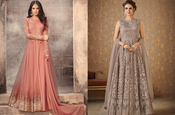 How to Style Your Anarkali for Parties