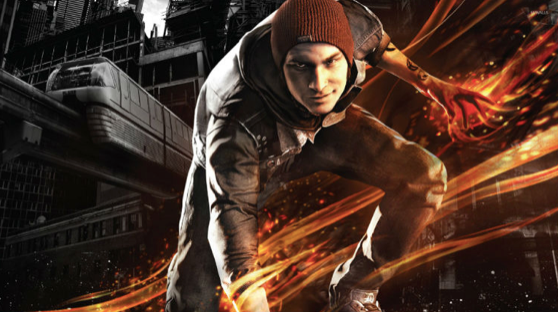 Delsin Rowe from Infamous Second Son