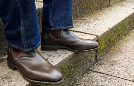 Soften Leather Boots