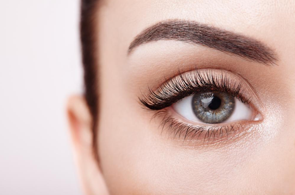 Use Eyelash Extensions