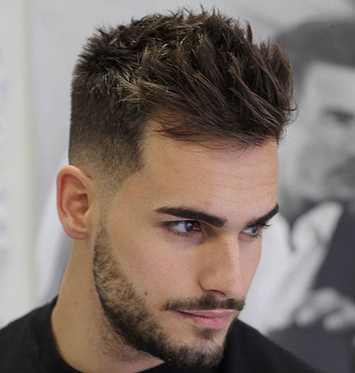 New Mens Hairstyles Haircuts For 2017