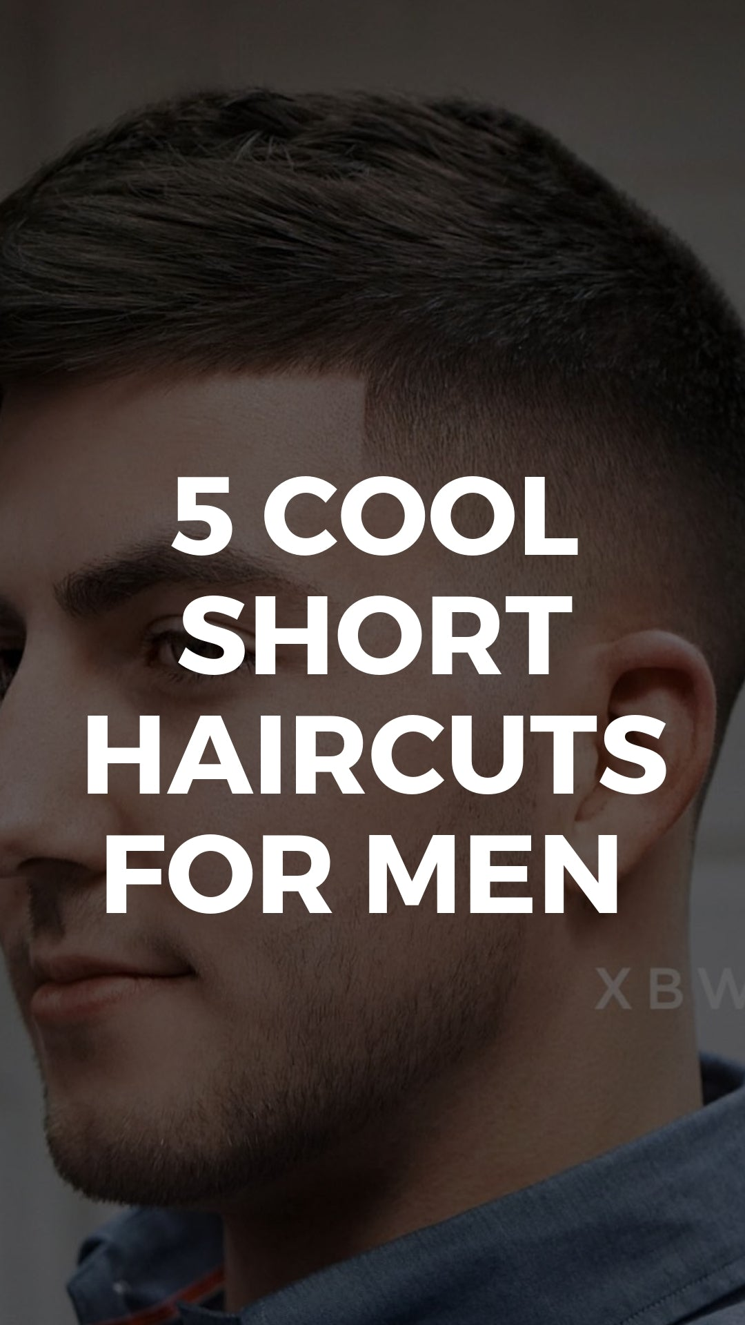 Short haircuts for men #short #haircuts #hairstyles #2019