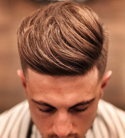 hair style men new 12 coolest new s hairstyles for 2018 lifestyle by ps 7405 | Side Quiff grande