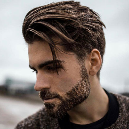 Mens Hairstyle Medium Length: The Coolest Medium Length Hairstyles For Men 2019
