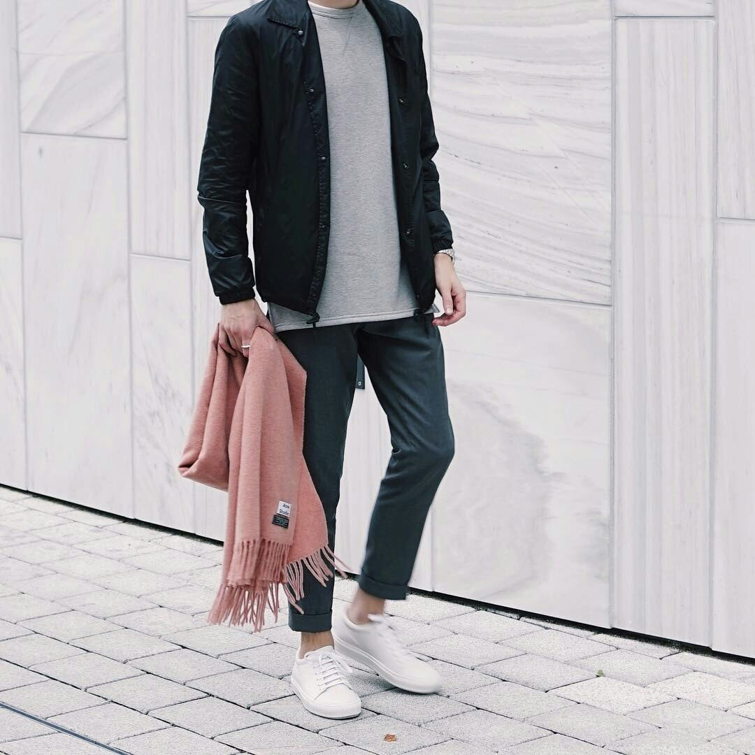 simple street style for men #mens #fashion #street #style
