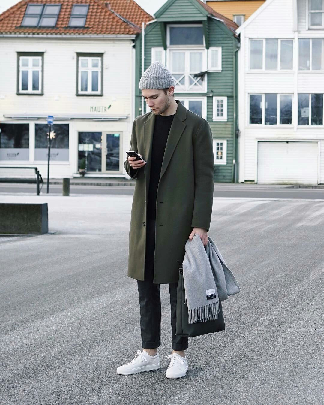 Men Casual Street Style: 6 Simple Street Style Looks For Winter