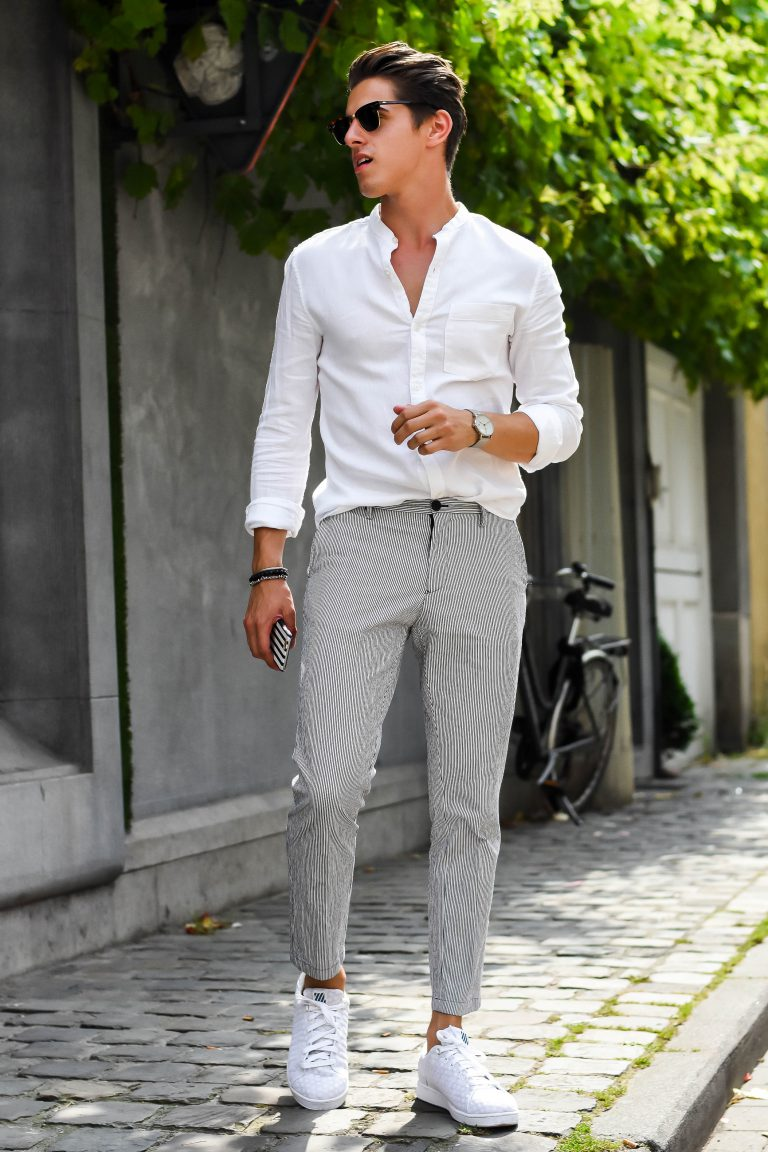 Simple Outfit For Men For Summers