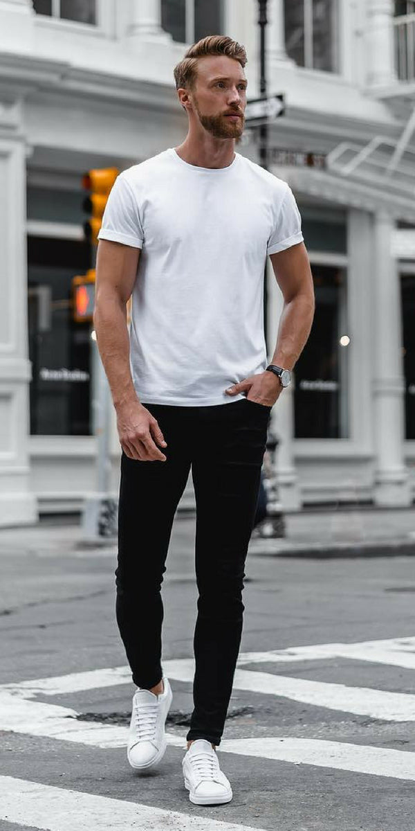 wonderful simple outfit for men