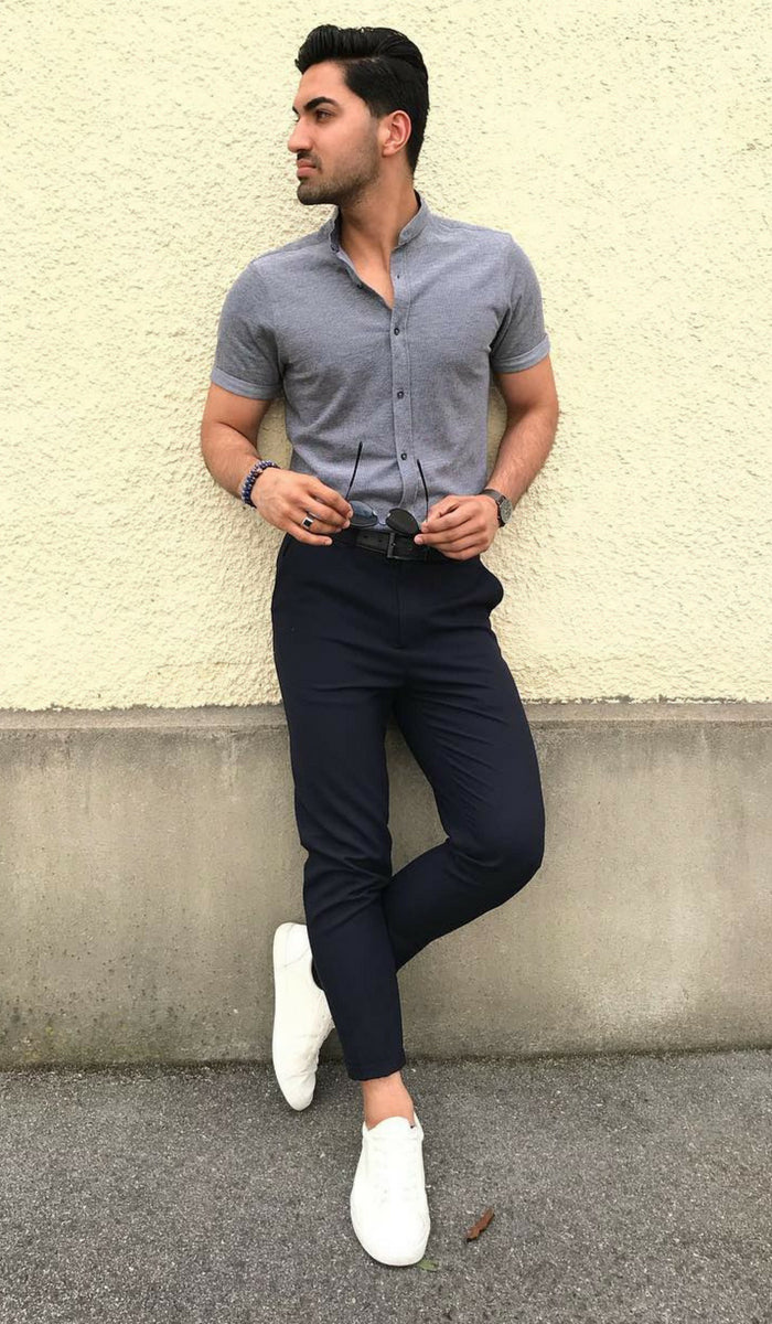Fashion style Formal semi clothes for men photo for woman