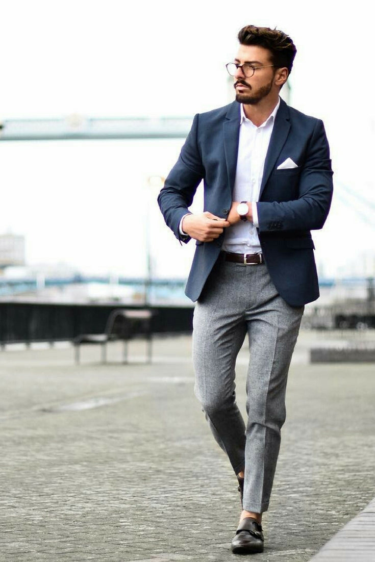 7 smart comfortable everyday outfit ideas for men you for White shirt outfit mens