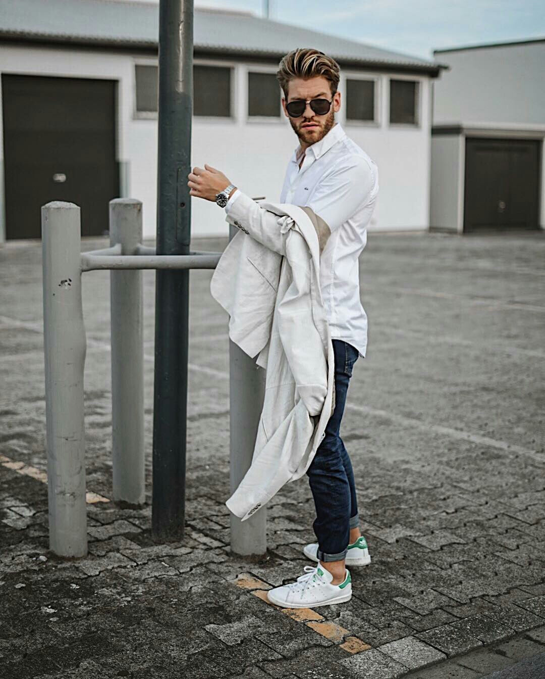 7 Smart Casual Outfit Ideas For Men