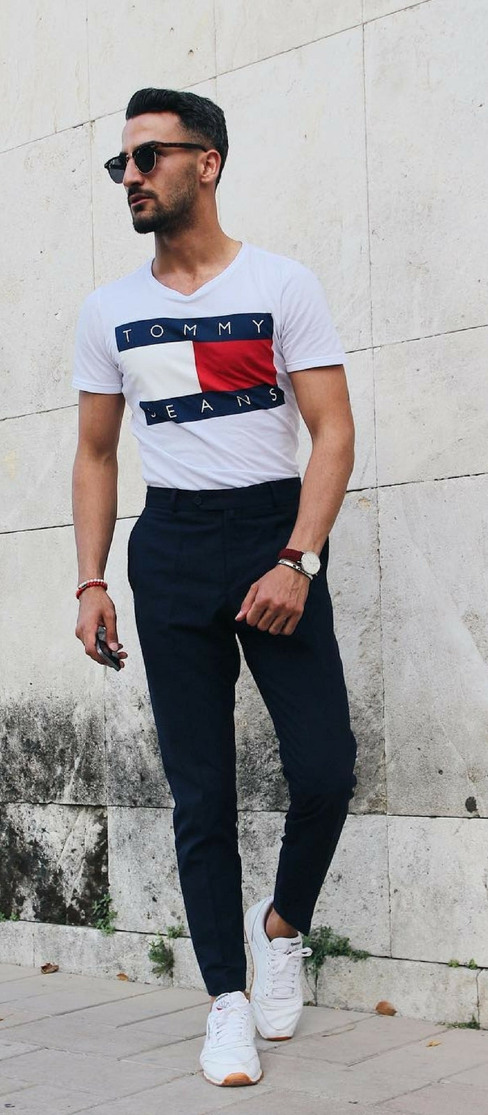 Smart & edgy outfit ideas for men