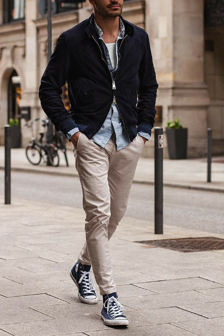 how to wear simple outfits and look sharp – lifestyleps