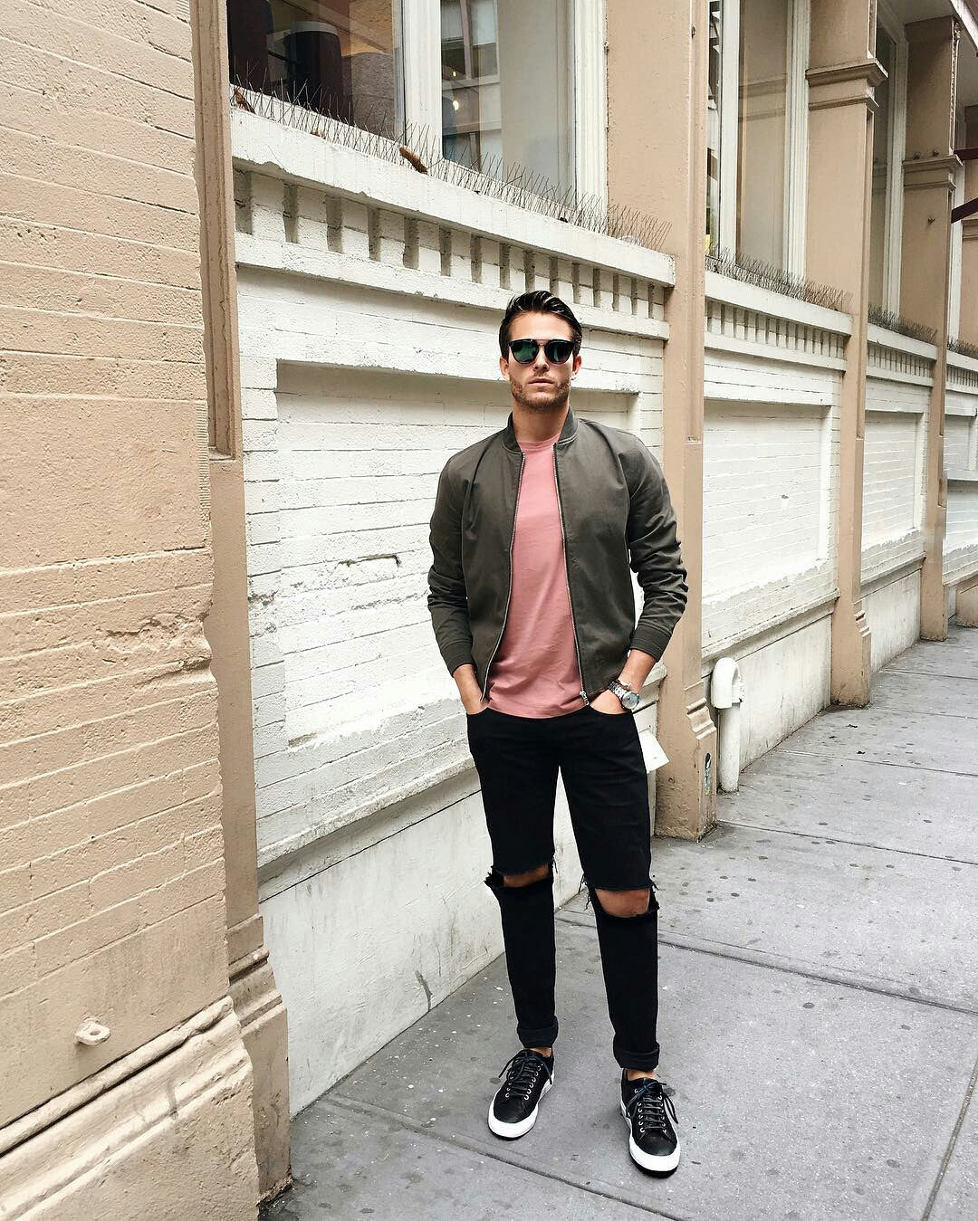 Mens Street Style #mens #fashion #style