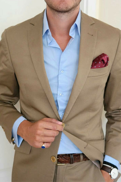 How to wear suits for men, Suit combinations