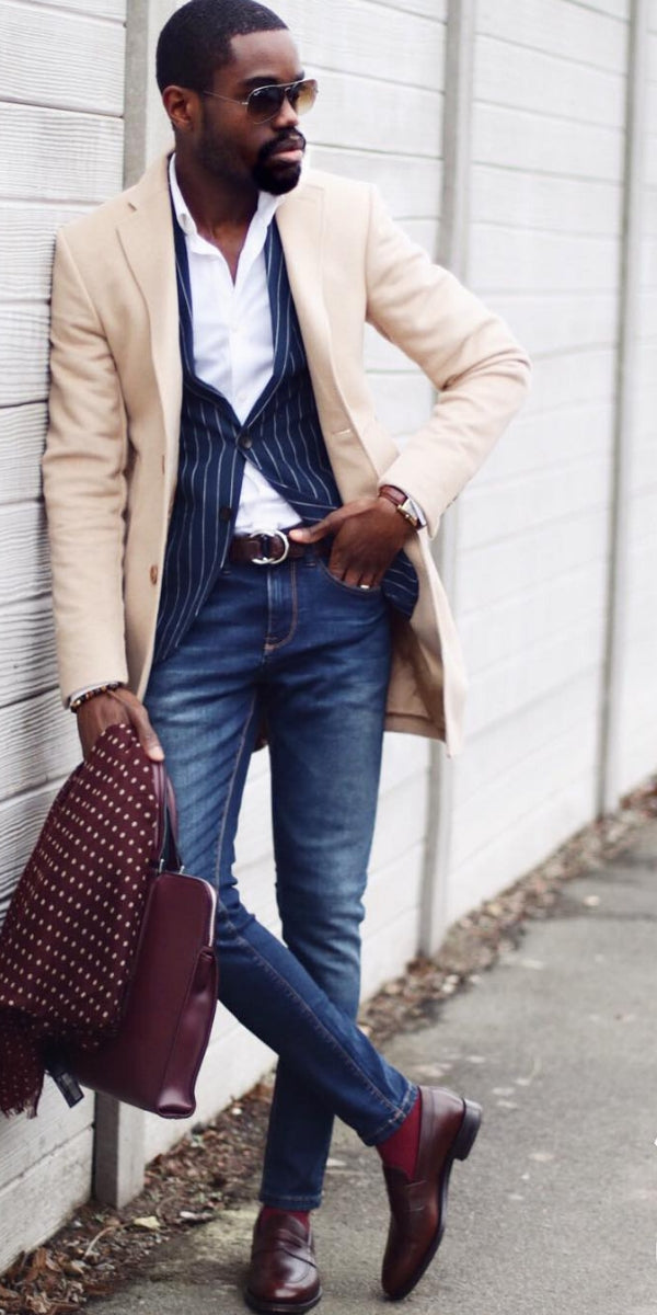 5 Formal Outfits For Men With a Dark Complexion #formal #outfits #mens #fashion #dark #skintone