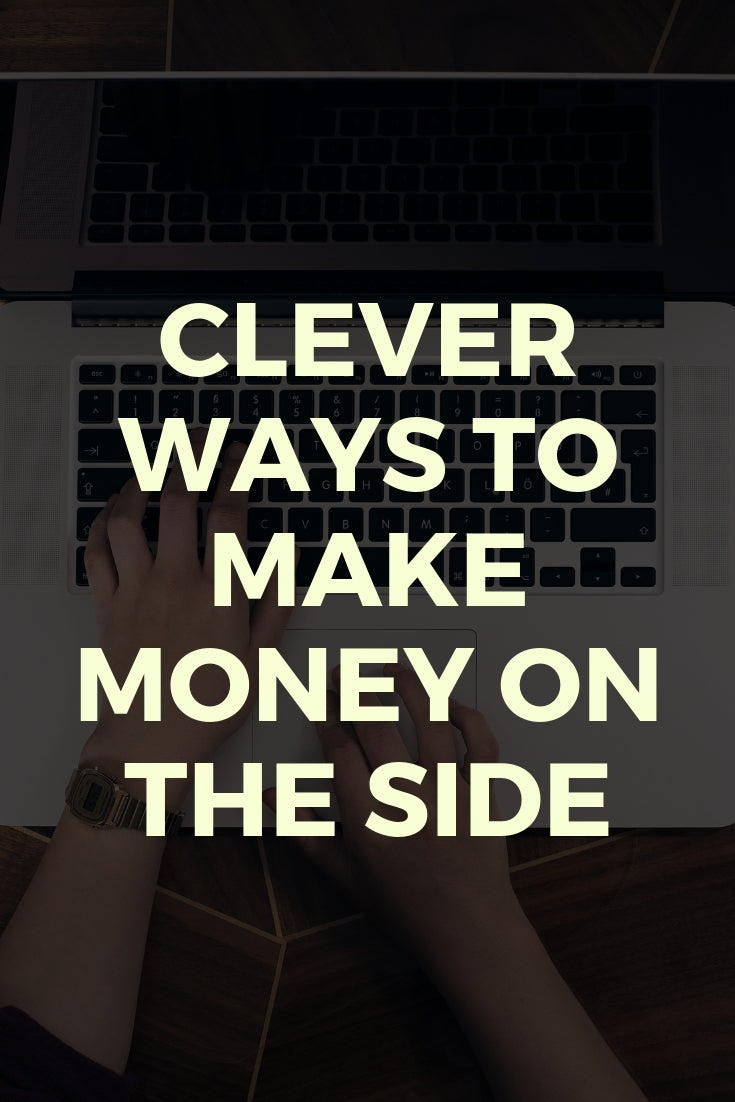 Ways To Make Money On The Side | Start A Side Hustle  #side #hustle #makemoney #online #business #entrepreneurship
