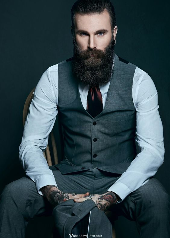 beard styles for men #beards #mens #fashion #grooming