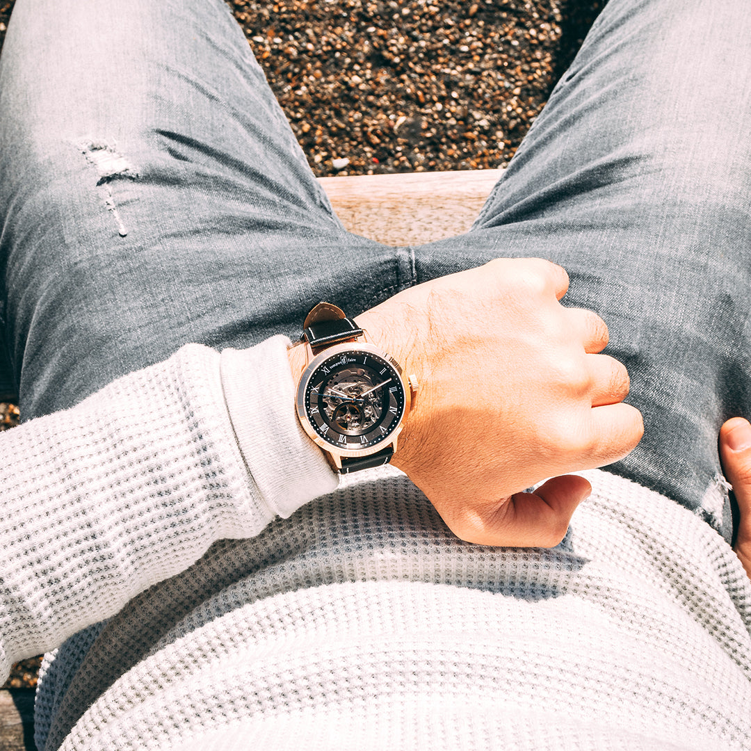 Tempus Faire watches. #watch #mens #fashion #accessories