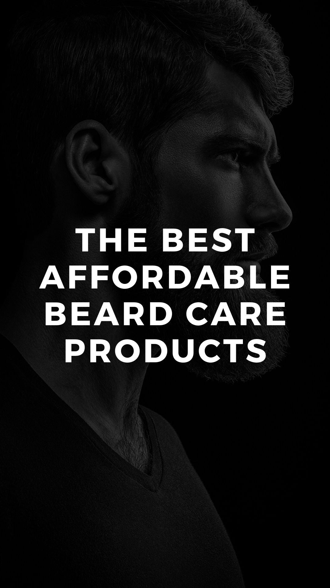 The Best Affordable Beard Care Products #beardcare #beard