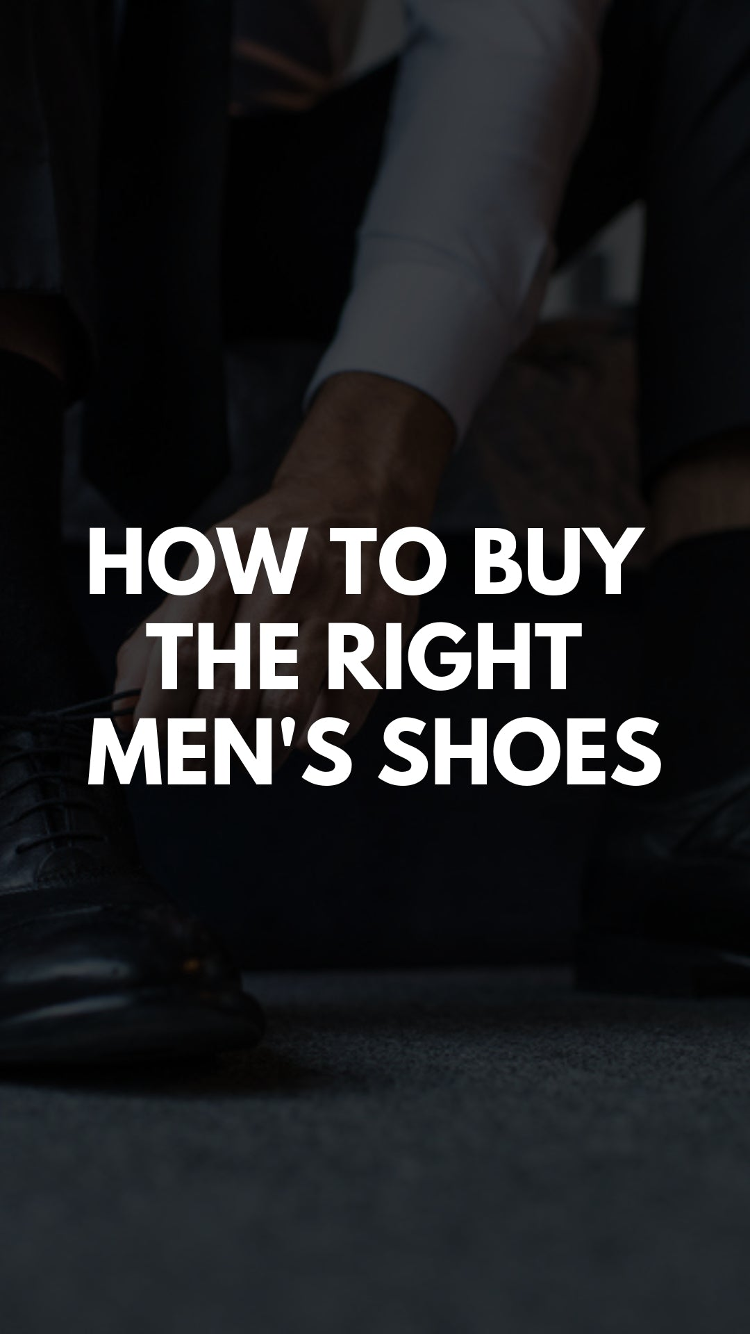 The Best Mens Leather Shoe Can Gain You the High Esteem