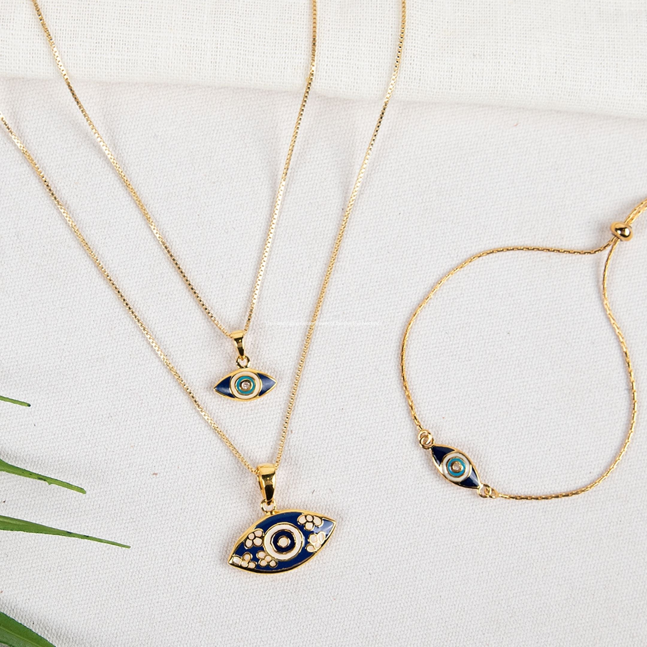 The Fascinating Secret Power of the Evil Eye Necklace