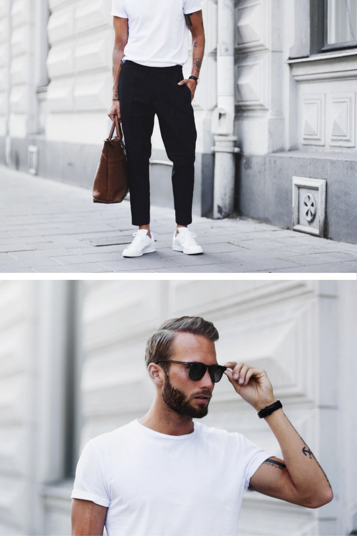 Weekend Outfit Idea For Men