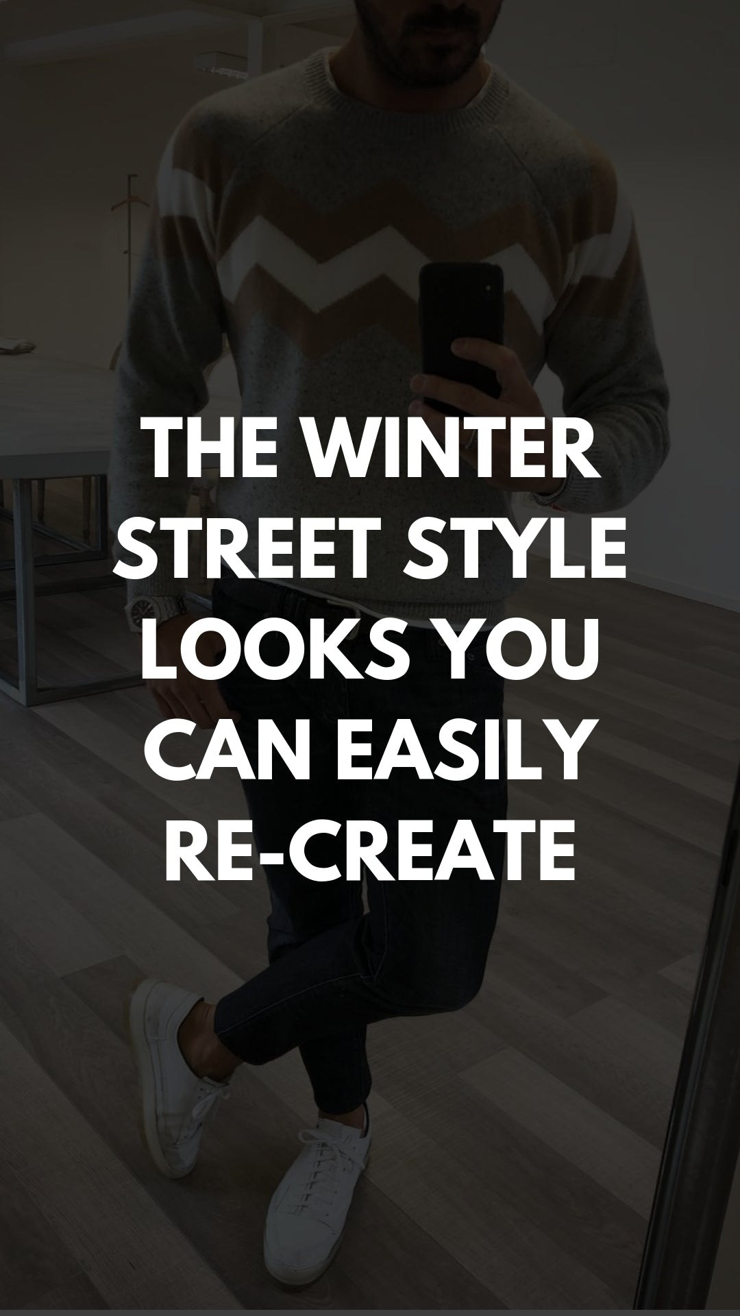 The Winter Street Style Looks You Can Easily Re-Create #winterstyle #fallfashion #streetstyle