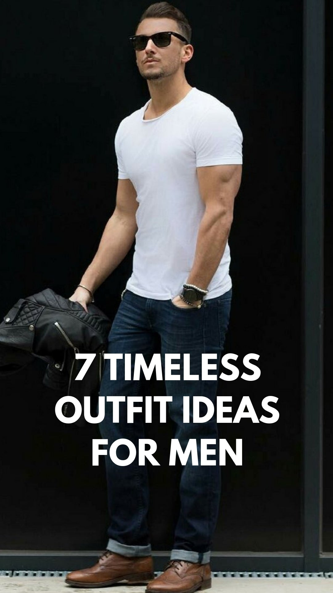 7 Timeless Outfit Formulas That Will Never Go Out Of Style #timeless #outfits #mensfashion