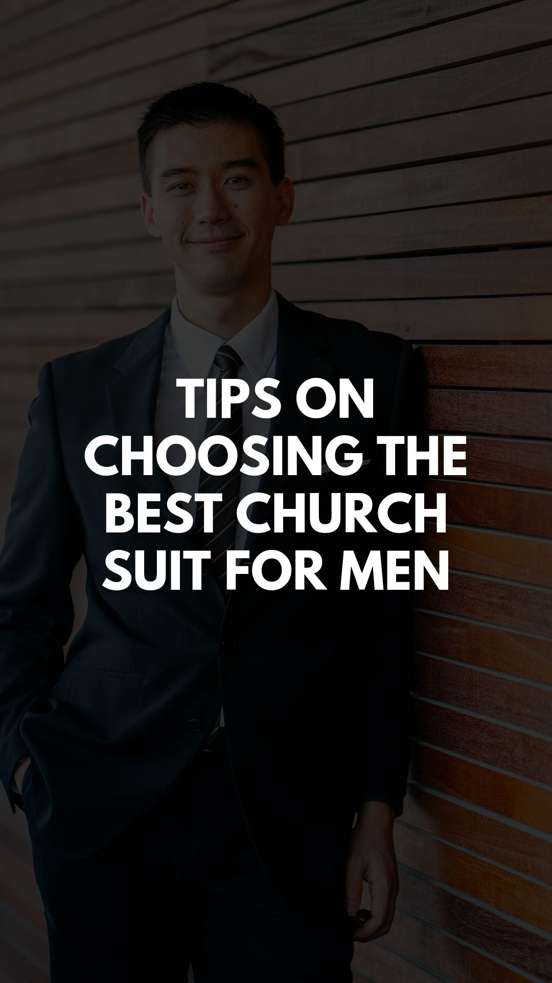 Tips On Choosing The Best Church Suit For Men