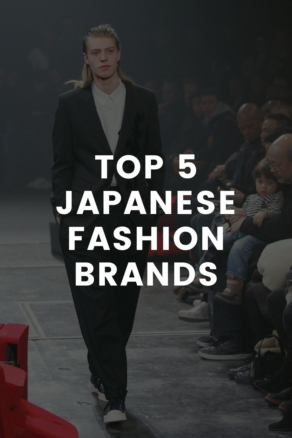 Top 5 Japanese Fashion Brands