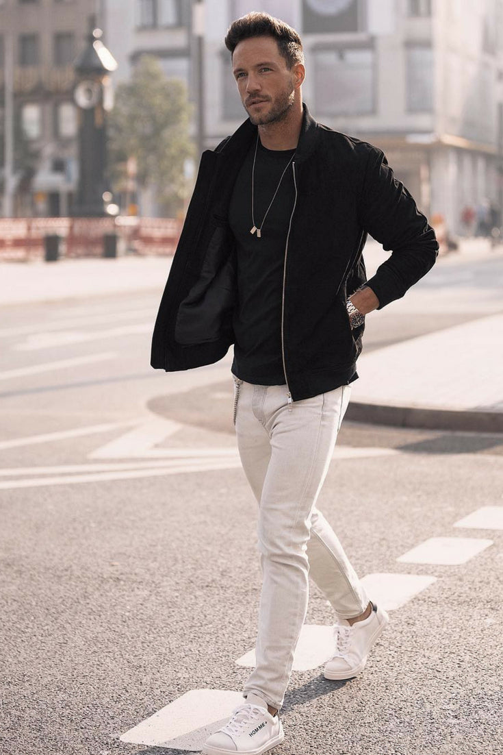 minimal street style looks for guys