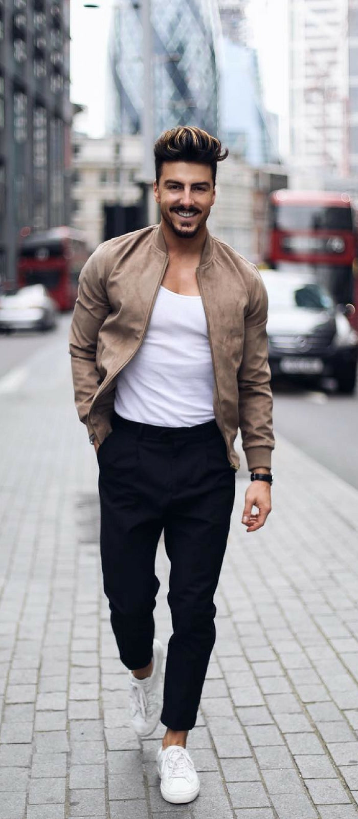 9 Beyond Cool Street Styles Looks For Men - LIFESTYLE BY PS