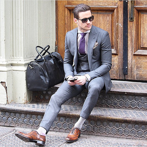 17 Dapper Ways To Wear Your Dress Shoes Lifestyle By Ps