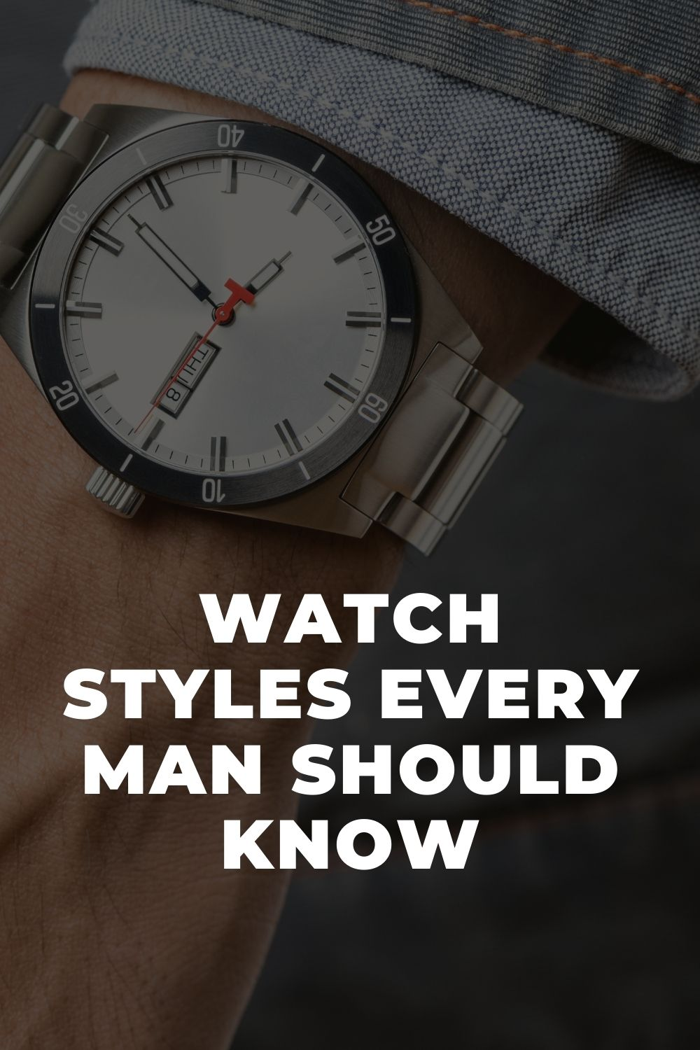 Watch Styles Every Man Should Know