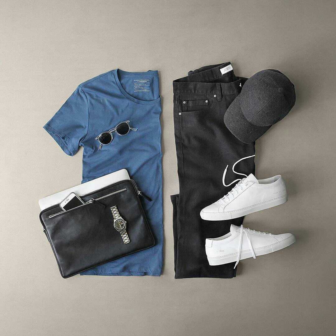weekend outfit ides for men