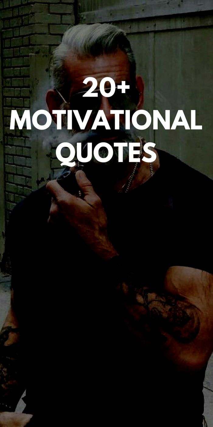 20+ motivational quotes
