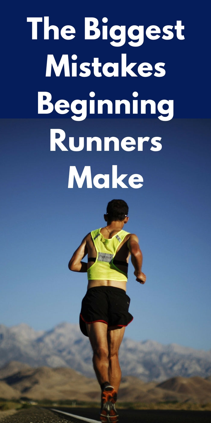 biggest mistakes runners make