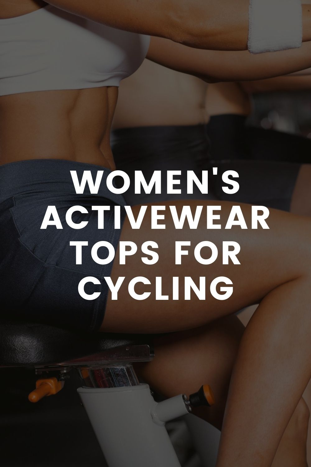 Women's Activewear Tops for Cycling
