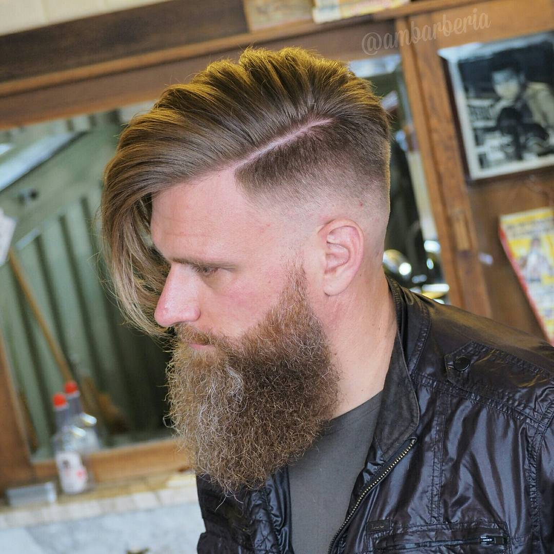15 Coolest Undercut Hairstyles For Men Mens Undercut Hairstyle