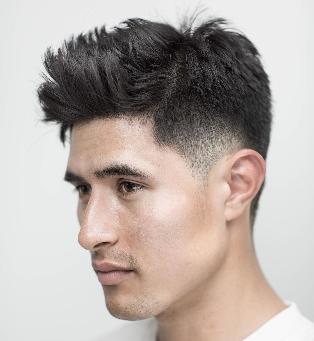Short + Messy Hair for Men