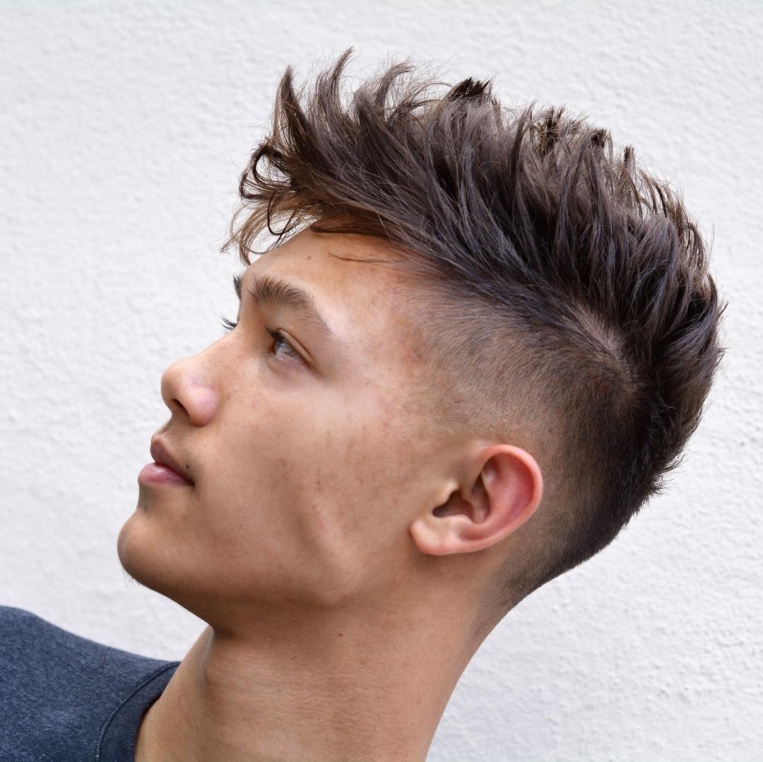 Mens Hairstyles Program trend hairstyle now