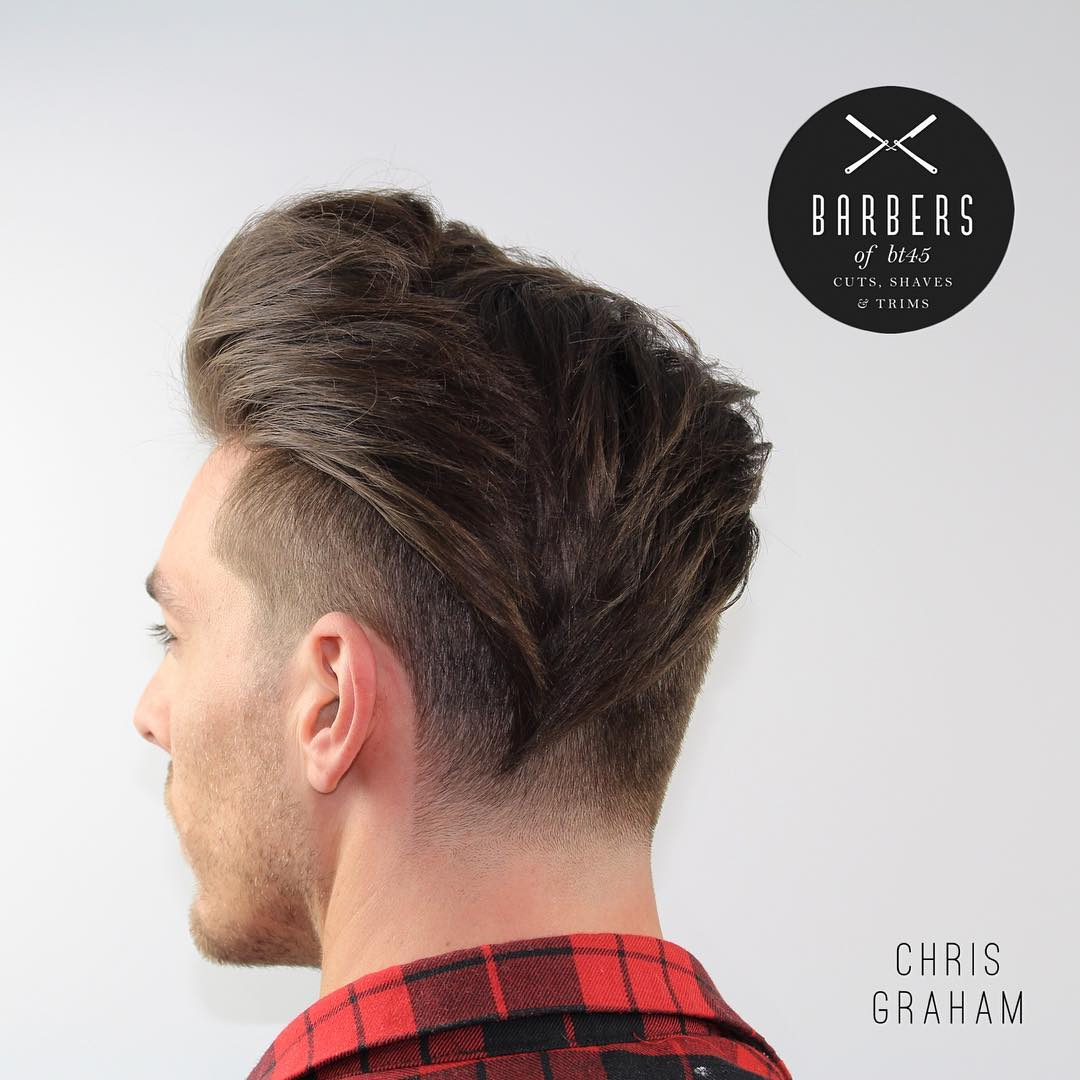 15 Coolest Undercut Hairstyles For Men. Men\'s Undercut Hairstyle ...