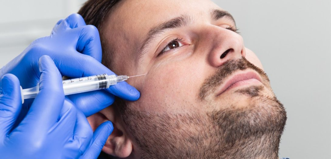 Botox For Men - Everything You Need To Know