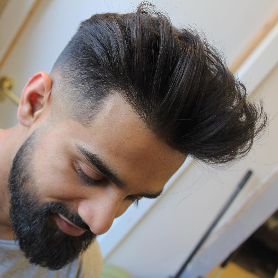 19 cool mens hairstyles you can try in 2018 lifestyle by ps quiff haircut high fade solutioingenieria Gallery