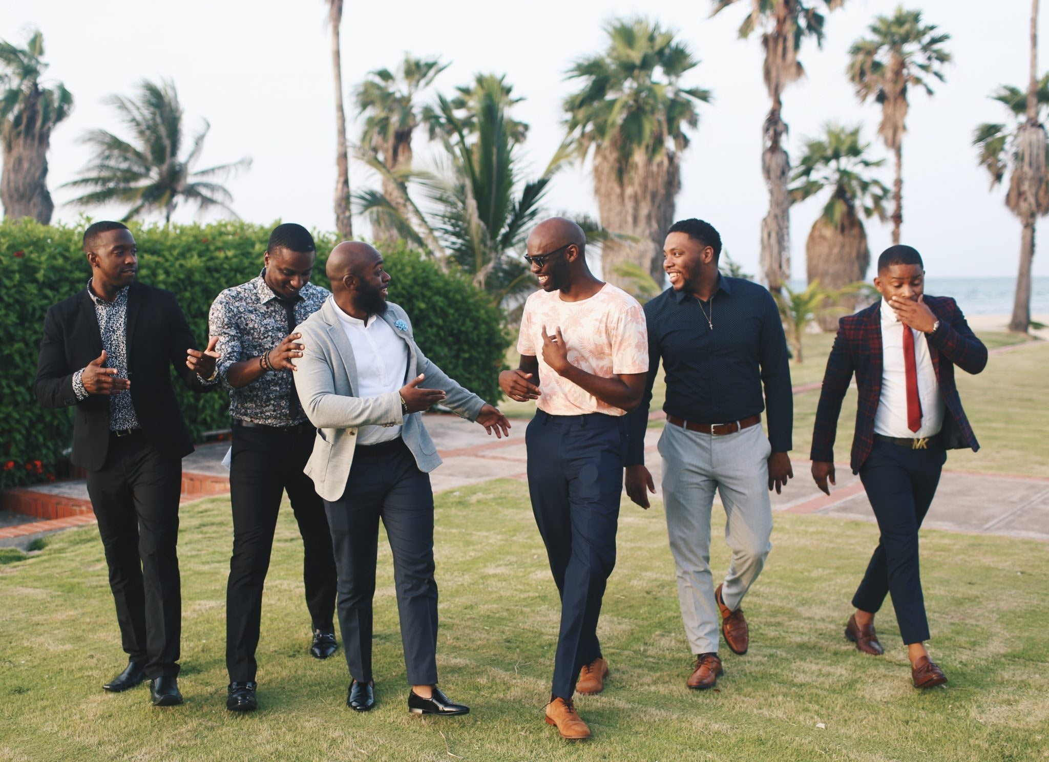 Up Your Bromance Game With A Styled Photoshoot