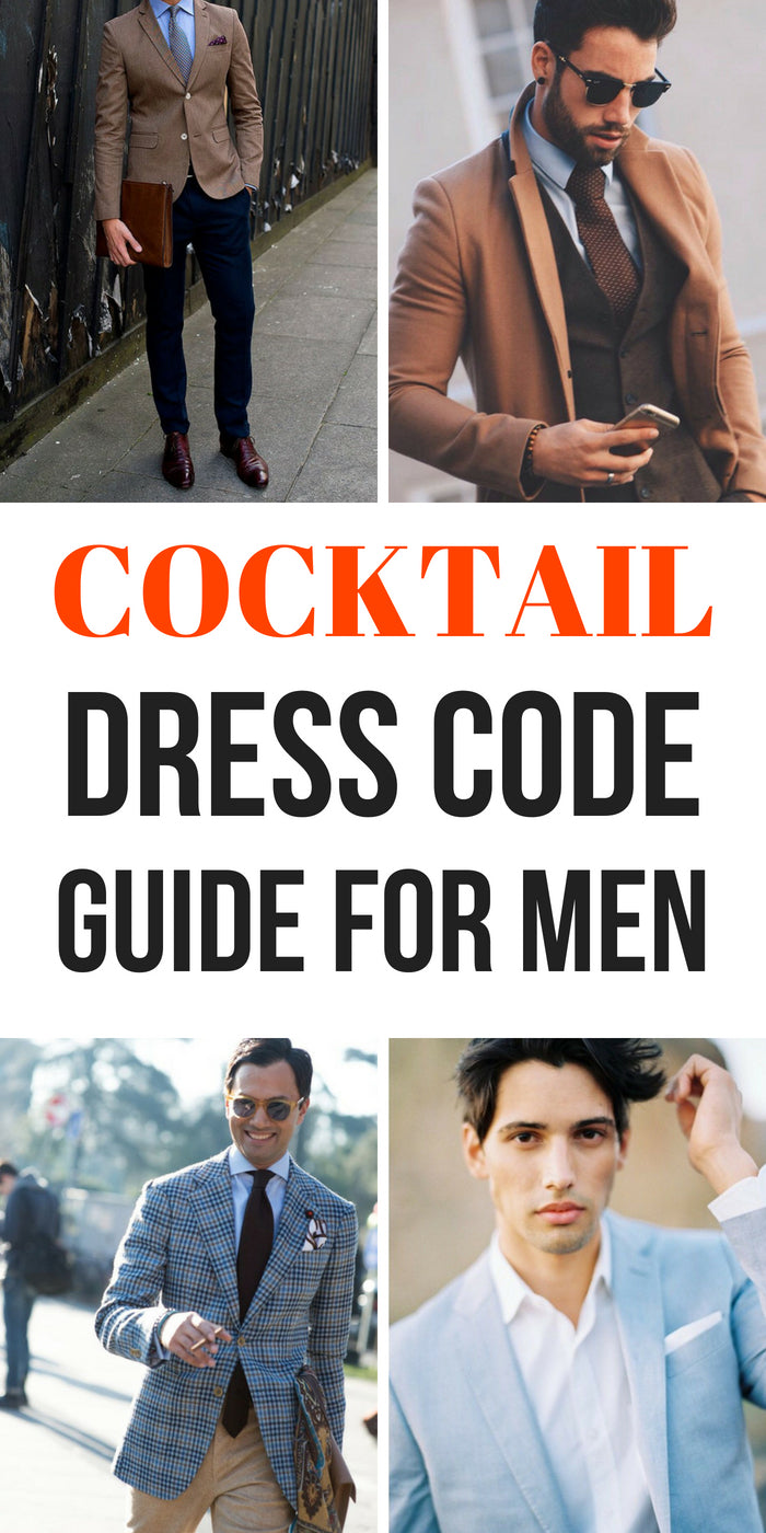Guide To Cocktail Attire For Men Lifestyle By Ps